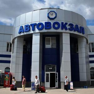 Автовокзалы Кумылженской