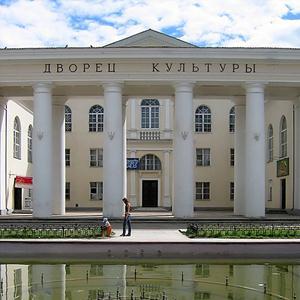 Дворцы и дома культуры Кумылженской