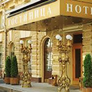 Гостиницы Кумылженской
