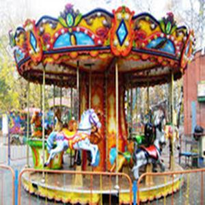 Парки культуры и отдыха Кумылженской