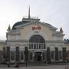 Железнодорожные вокзалы в Кумылженской