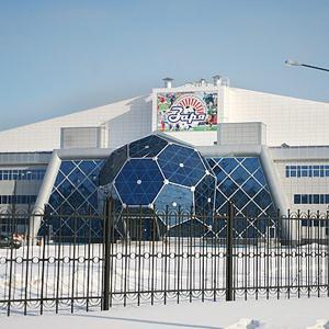 Спортивные комплексы Кумылженской