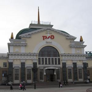 Железнодорожные вокзалы Кумылженской